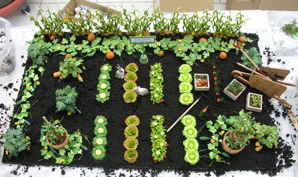 Miniature Garden Plants Accessories By Belara Beach Originals
